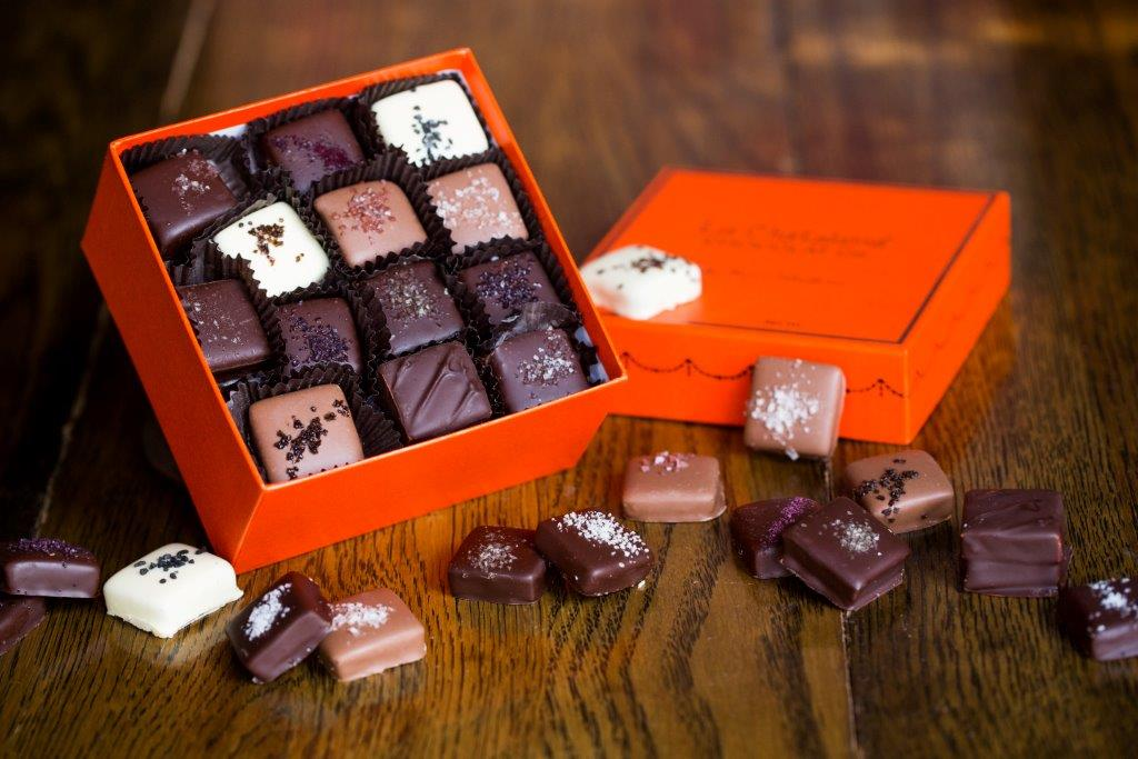 39 pc. Frenchy Sea Salt CARAMELS: